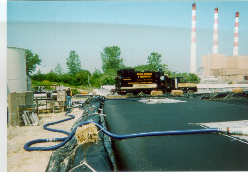 Power Plant Boiler Outage - Mobile Dredging Video Pipe